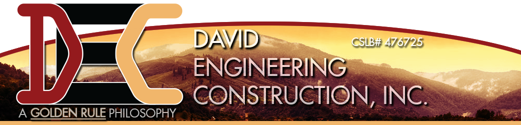 David Engineering Construction, Inc.